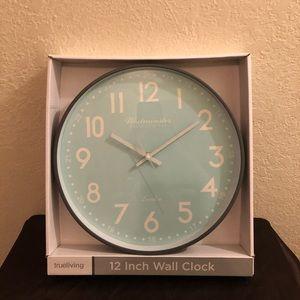 12in Wall Clock